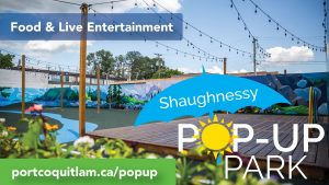 Live at Shaughnessy Pop Up Park